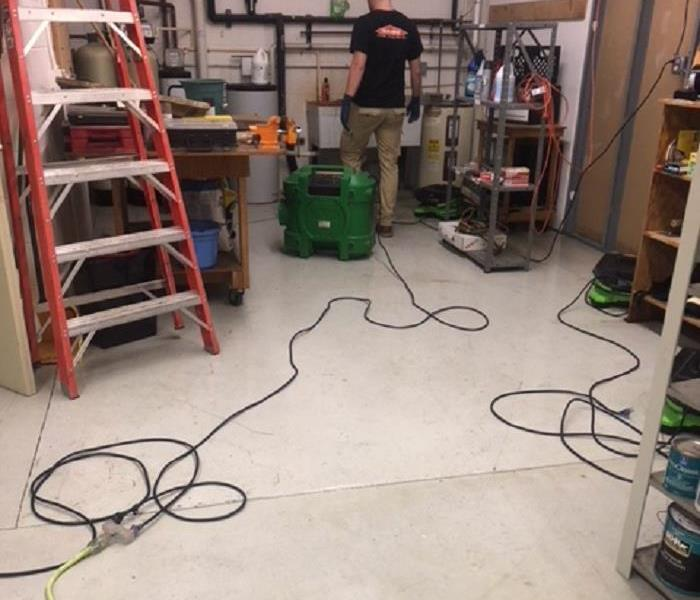 Commercial Floor cleaning After