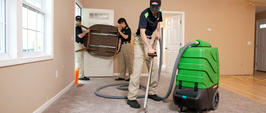 Kenosha, WI residential restoration cleaning